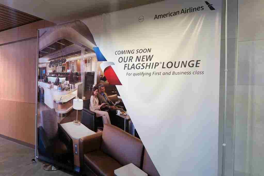 AA ORD Flagship Lounge - banner