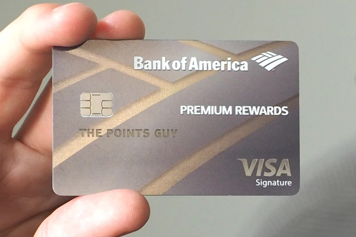 How To Check My Bank Of America Travel Rewards Points