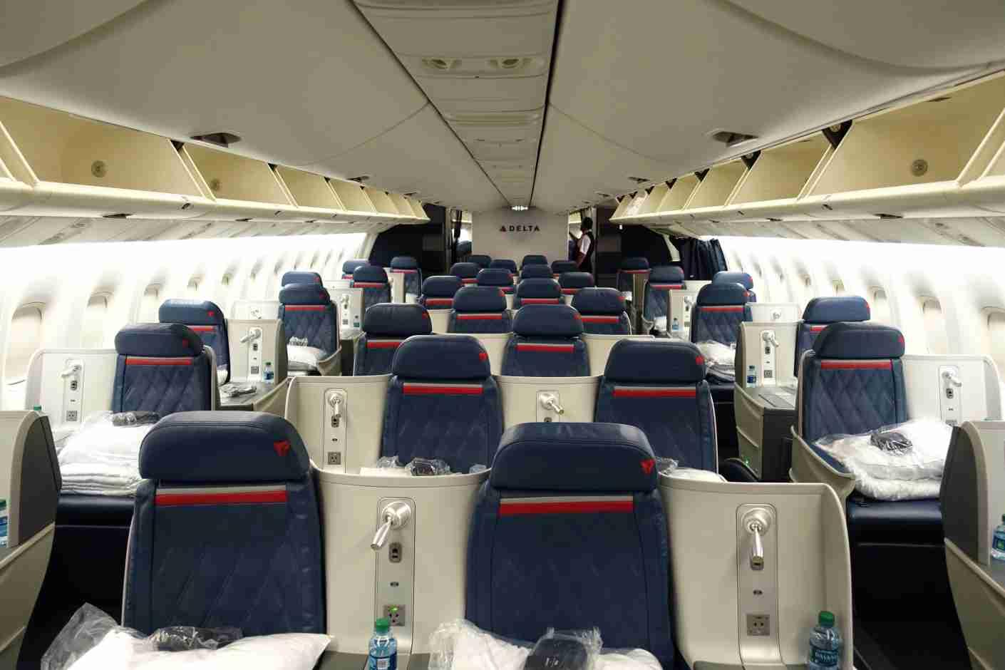 Delta will fly its 767 between Atlanta and Lisbon.