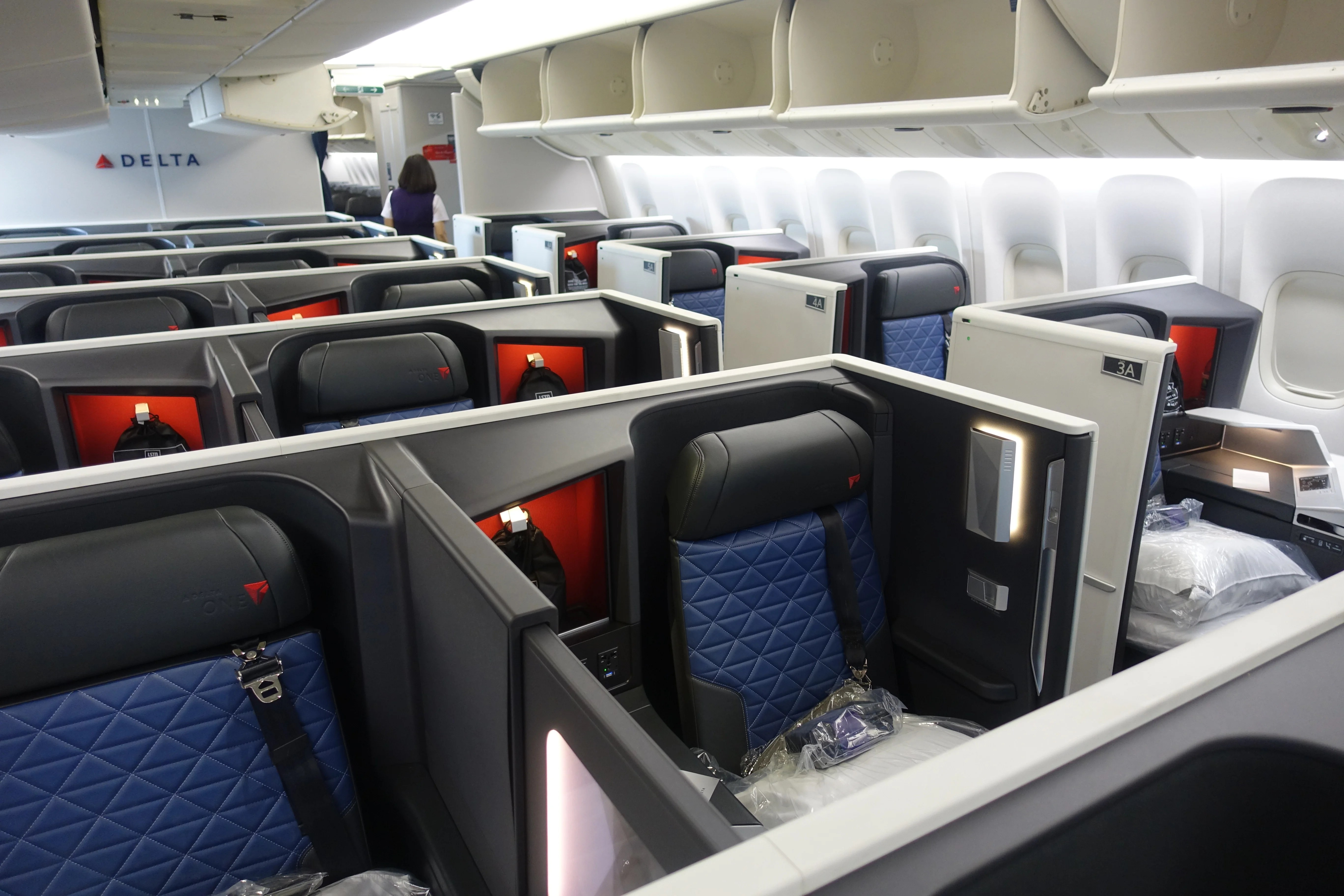 Every Delta Air Lines Premium Seat Ranked Best to Worst on