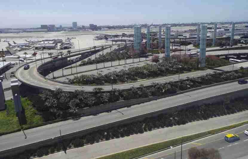 Hyatt-LAX-room-view