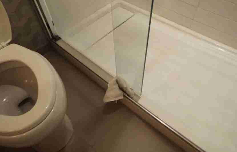 Hyatt-LAX-shower-problem