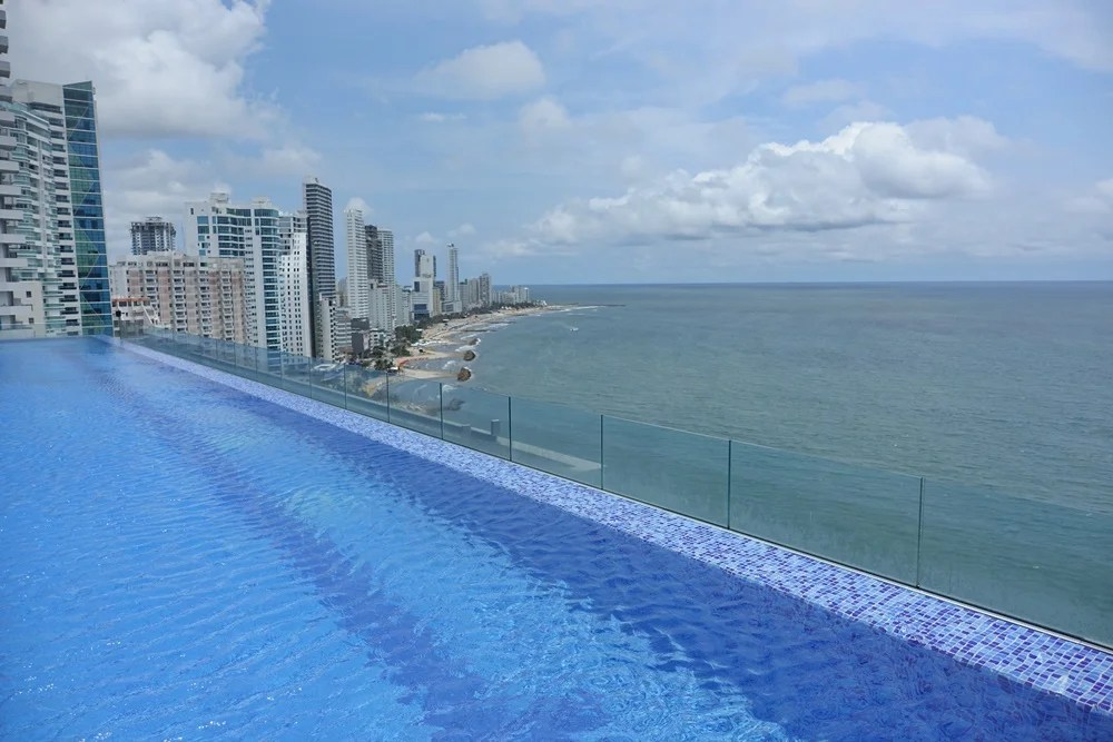 Hotel Review: The Hyatt Regency Cartagena in Colombia