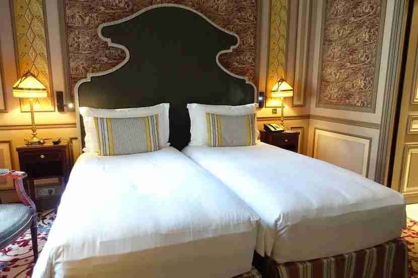 Intercontinental Bordeaux bed 4