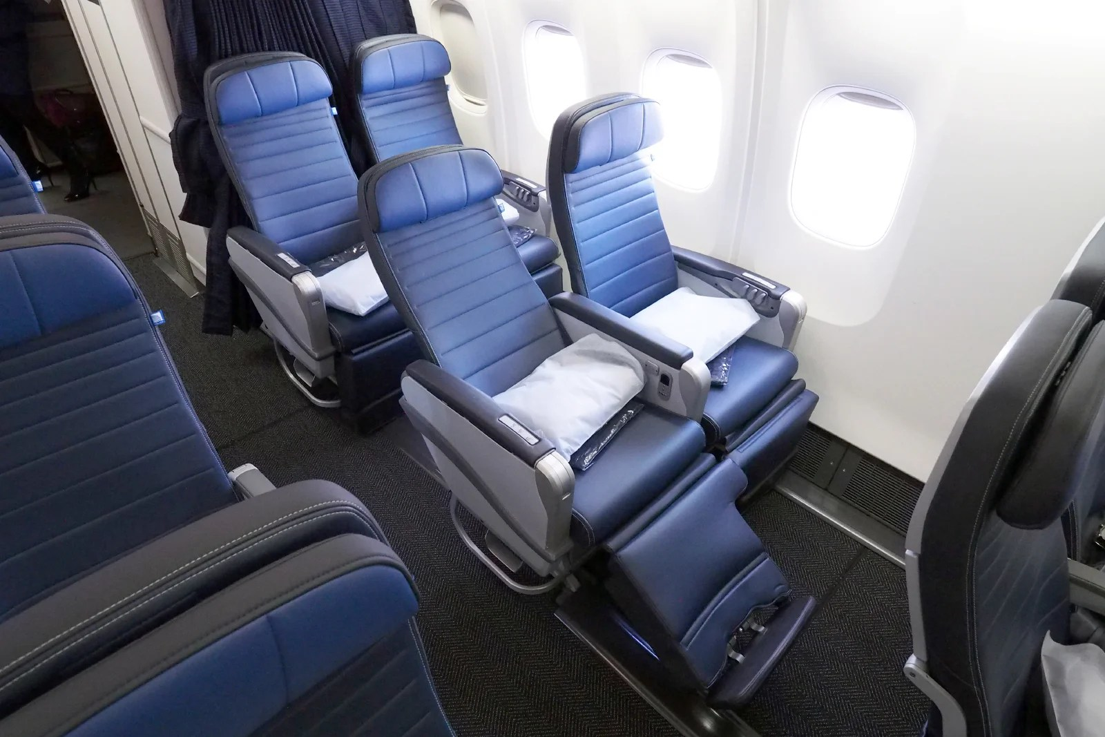 The Closest Thing You Ll Get To Premium Economy On United