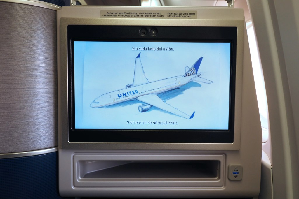 Flight Review: United (767-300ER) Polaris Business Class