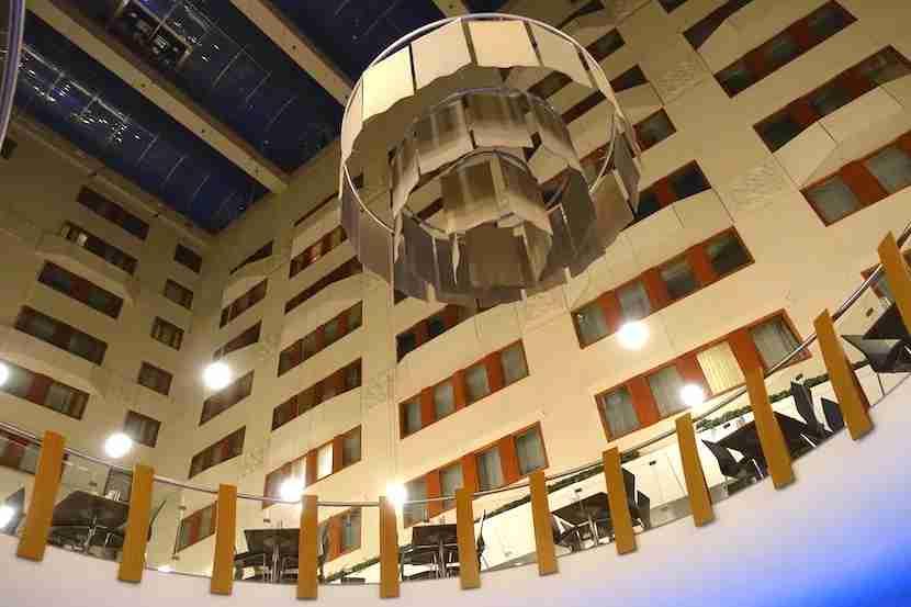 Radisson Blu Royal Viking atrium