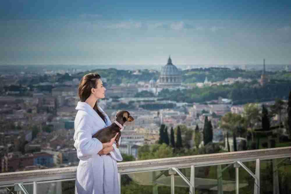 Image courtesy of Rome Cavalieri.