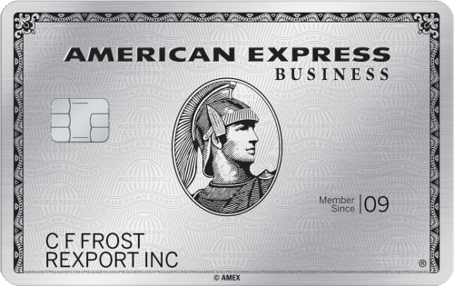 Can i transfer my business credit card to another business the business platinum card from american express open reheart Choice Image