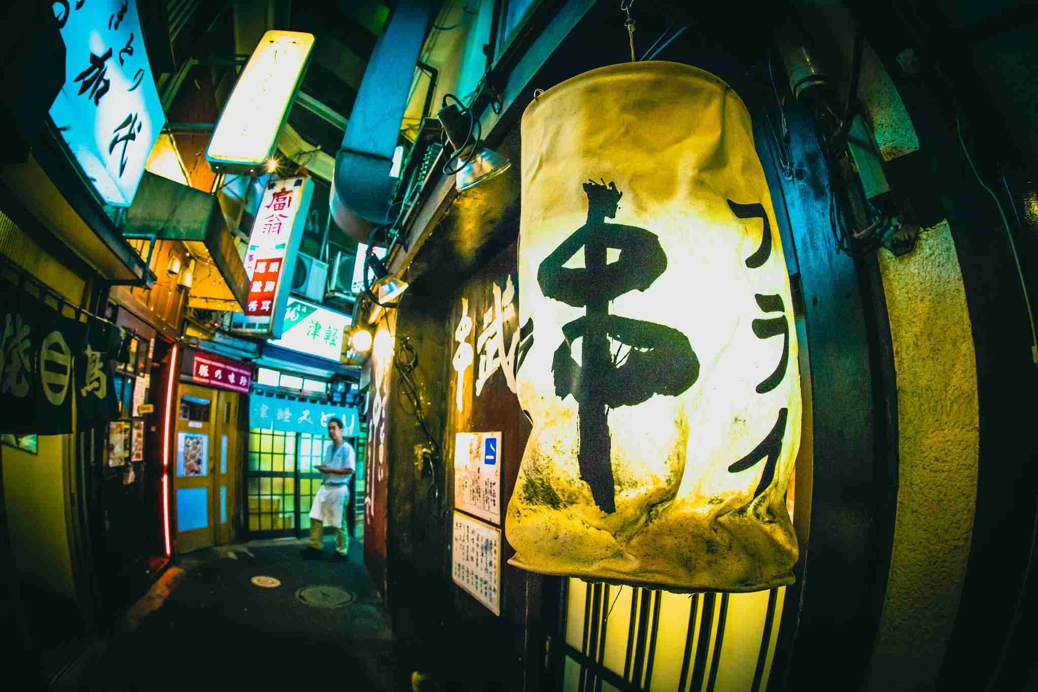 Finding a place to eat in Japan can be intimidating. Don
