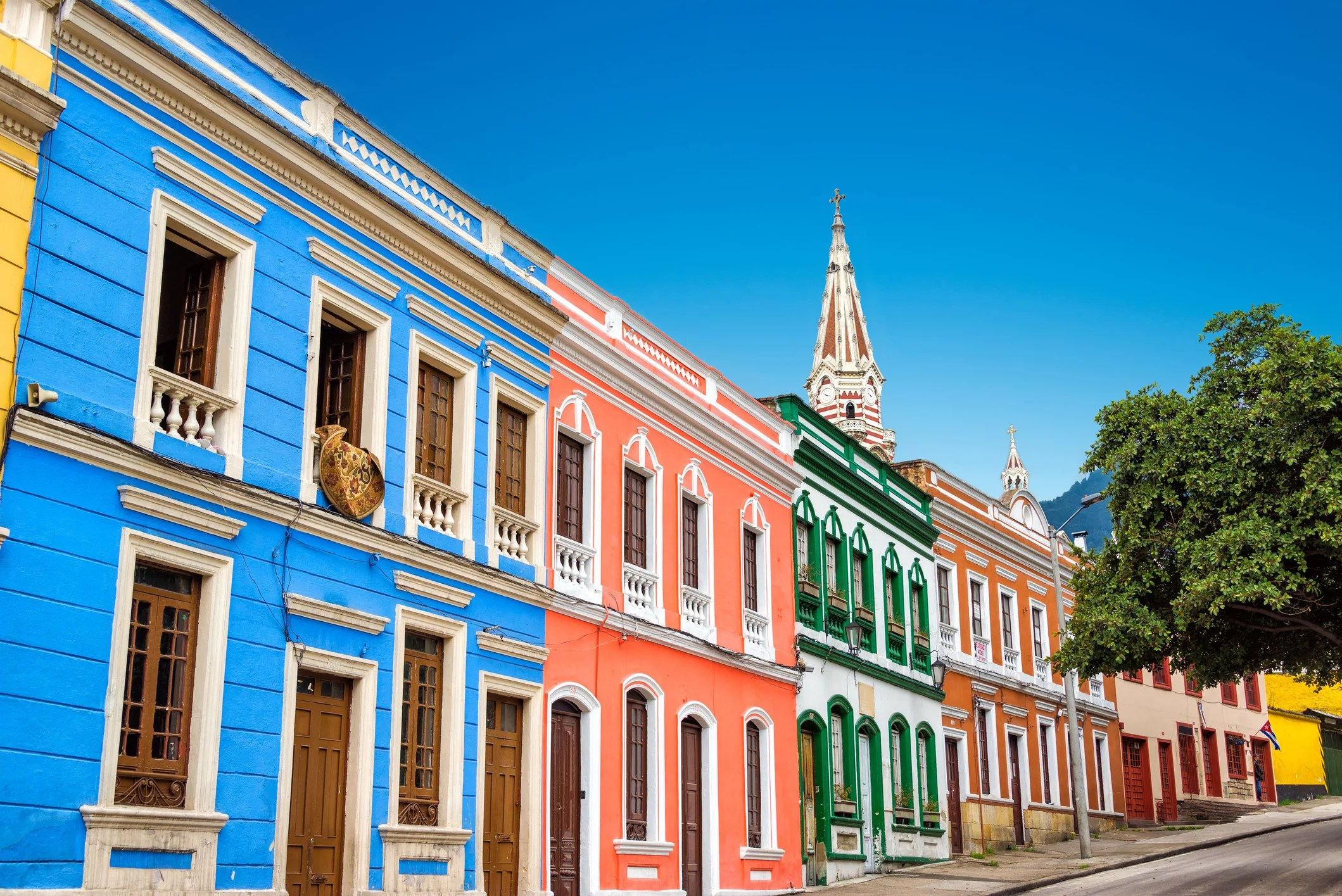 Deal Alert: US to Colombia on Full-Service Airlines From $238 Round-Trip