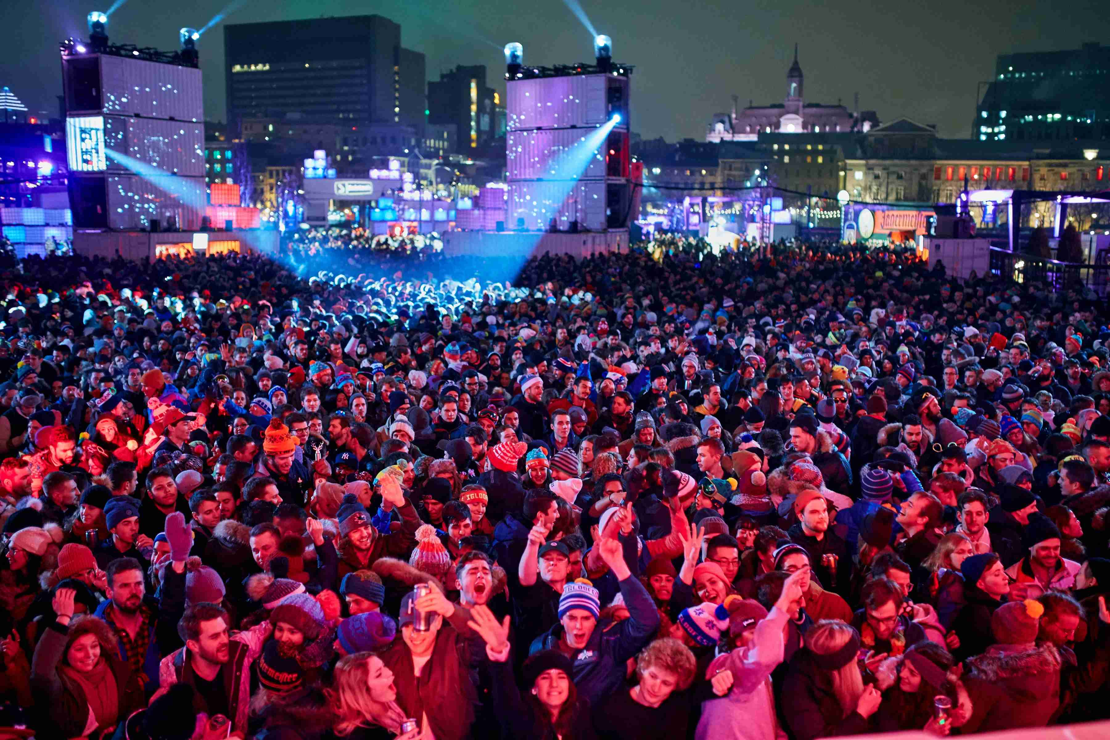 January's Igloofest transforms Montreal