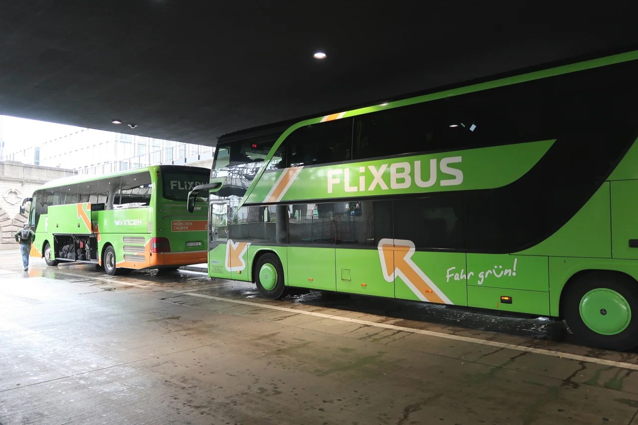 Review Flixbus From Munich To Stuttgart Airport In Germany