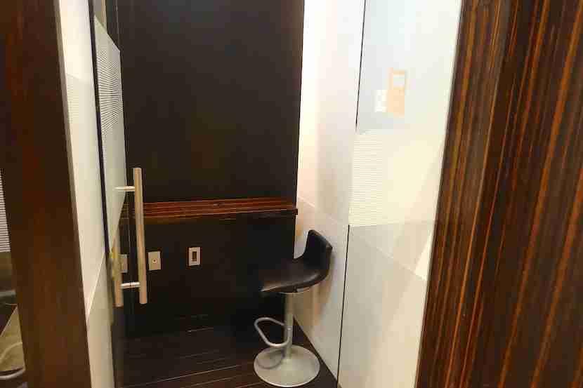JAL lounge mobile