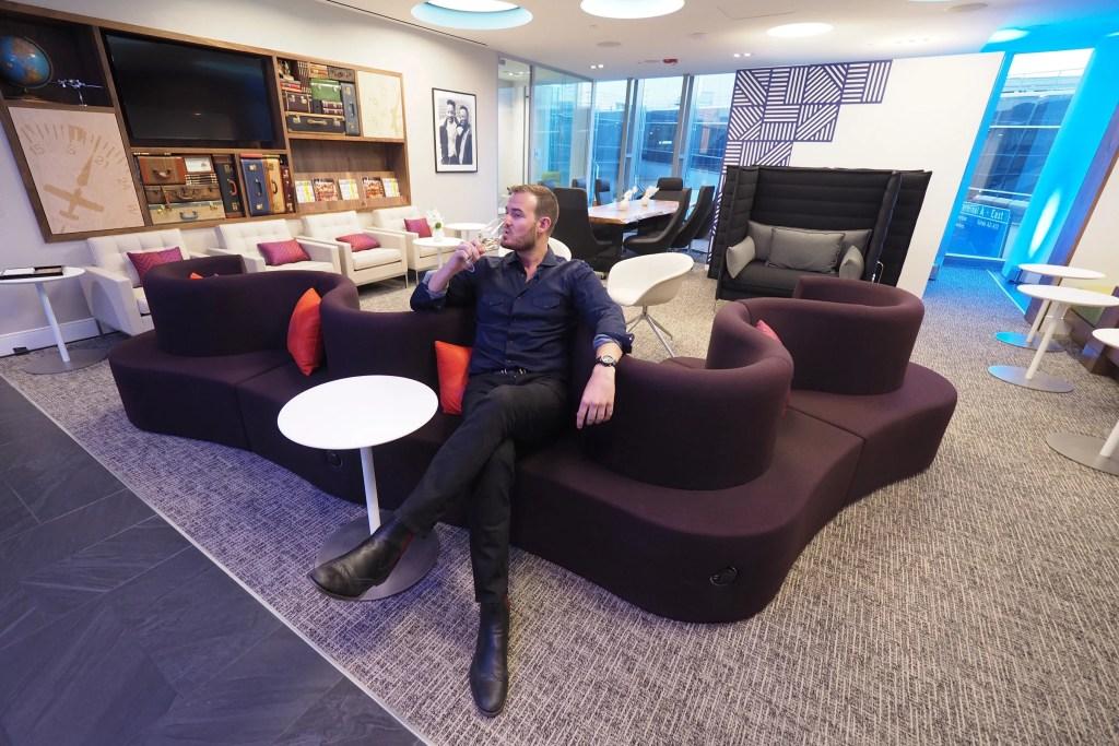 Amex PHL Centurion Lounge Preview
