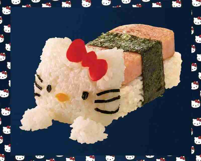 The SPAM museum will inspire you to get creative with your SPAM and make things like SPAM sushi-style rolls. Image from the SPAM Museum Facebook page.