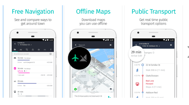 5 of the Best Mapping Apps for Getting Around