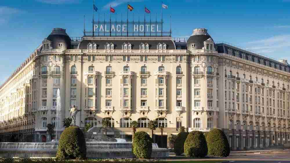 The Westin Palace Madrid is a truly exquisite hotel. (Photo courtesy of hotel)
