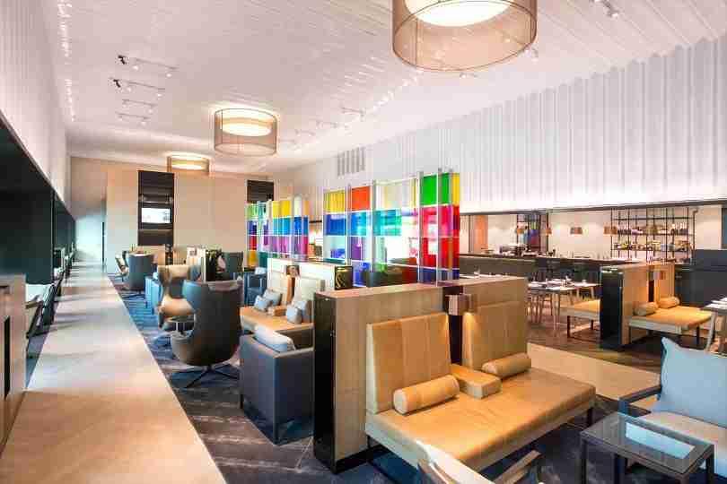 Qantas Chairmans Lounge - Melbourne