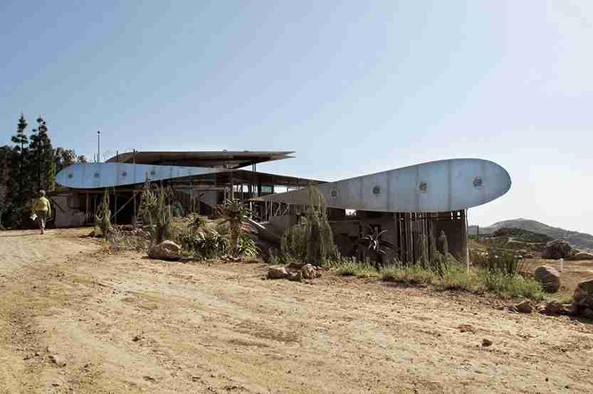 747 Wing House Malibu