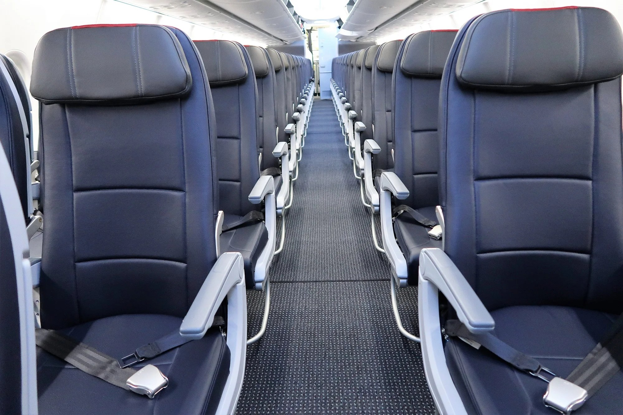 A First Look Inside American Airlines Boeing 737 Max 8