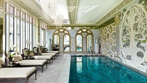 Europe S Best Indoor Hotel Pools