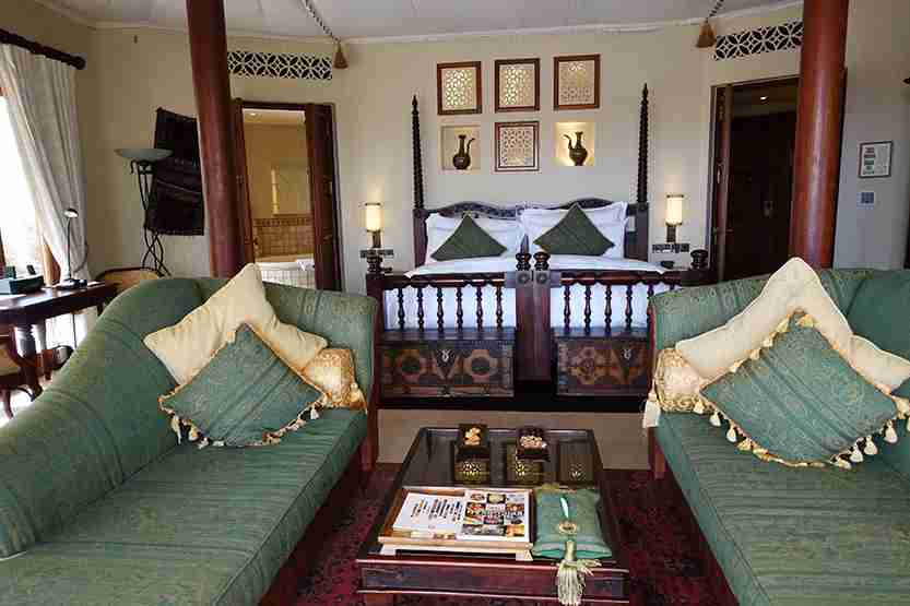 Bedouin Suite Al Maha Desert Resort Dubai Review Al Maha Desert Resort Dubai Review