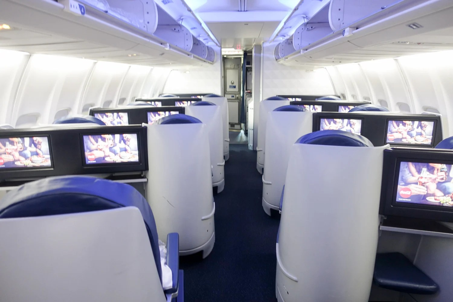 Offer Up Los Angeles >> Flight Review: Delta One (757-200) From LAX to JFK