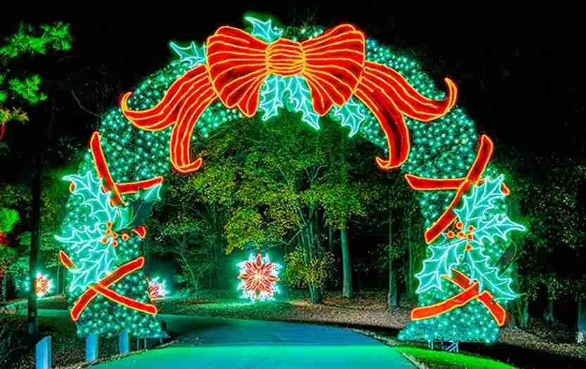 Photo courtesy Callaway Gardens