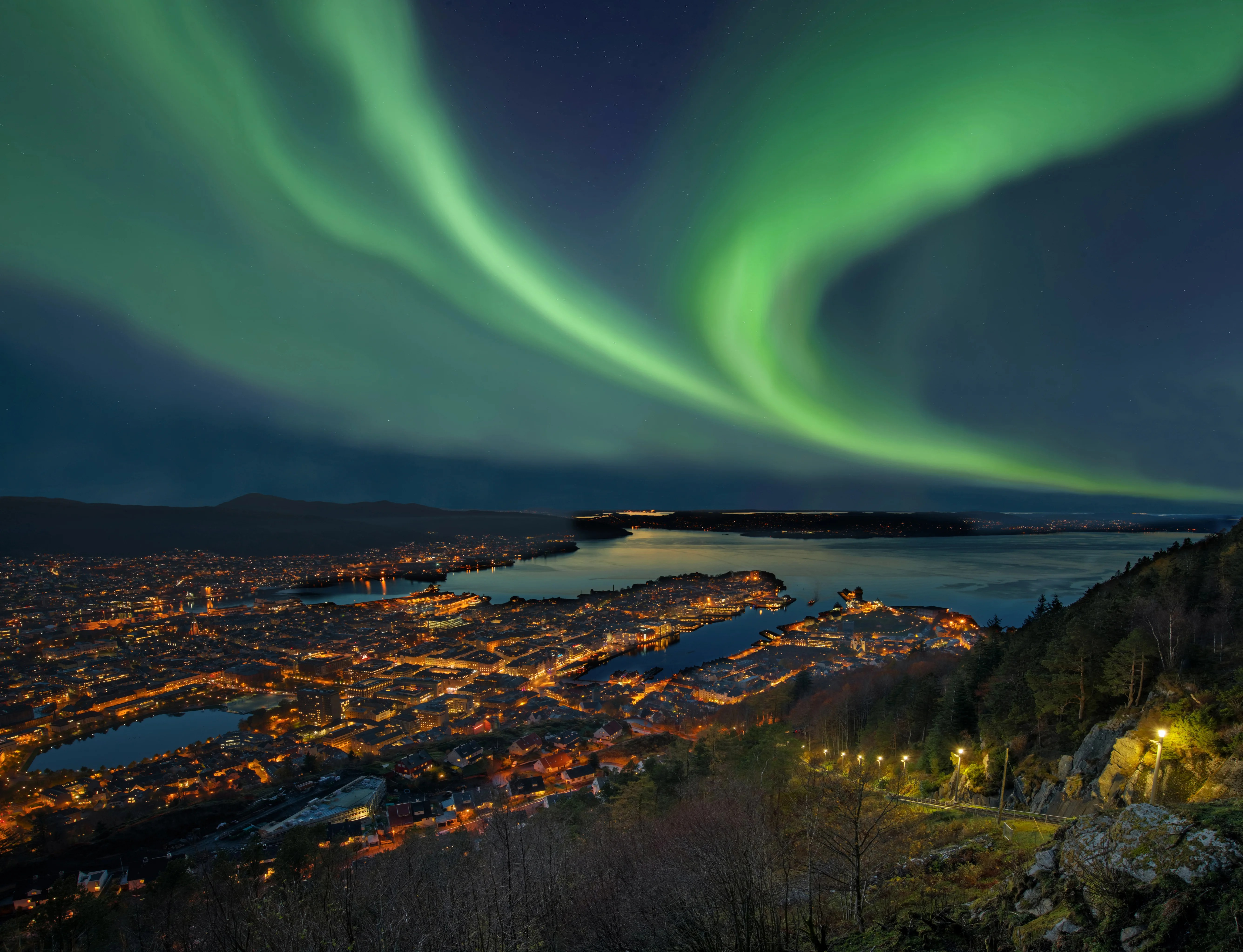 Here Are the Best Places to See The Northern Lights