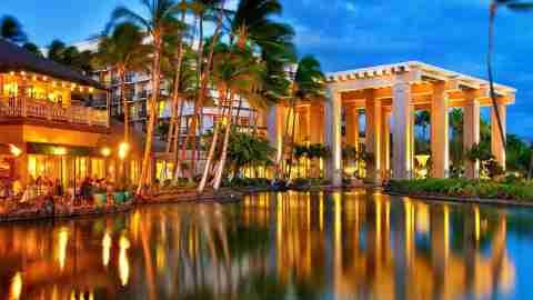 Hilton Waikoloa Village, Big Island Hotel