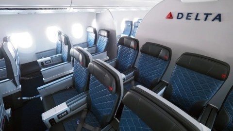 Review: Delta (A350) Premium Select From Detroit to Tokyo