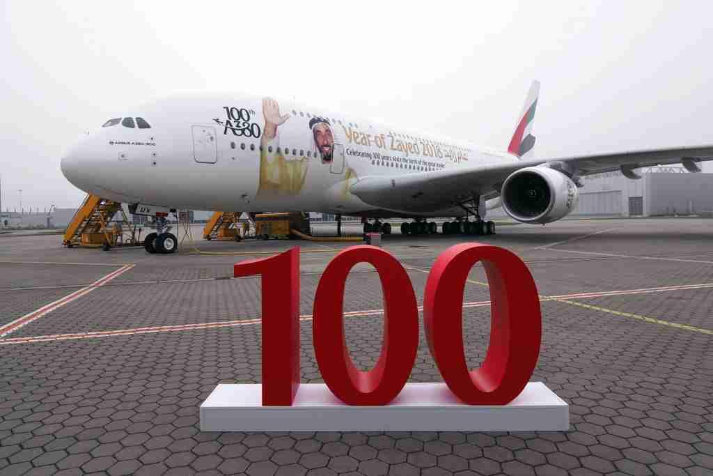 Will Emirates eventually celebrate a 200th Airbus A380?
