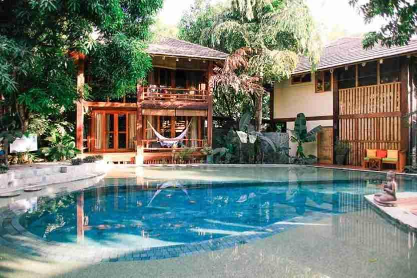 Pranamar Surf and Yoga Retreat