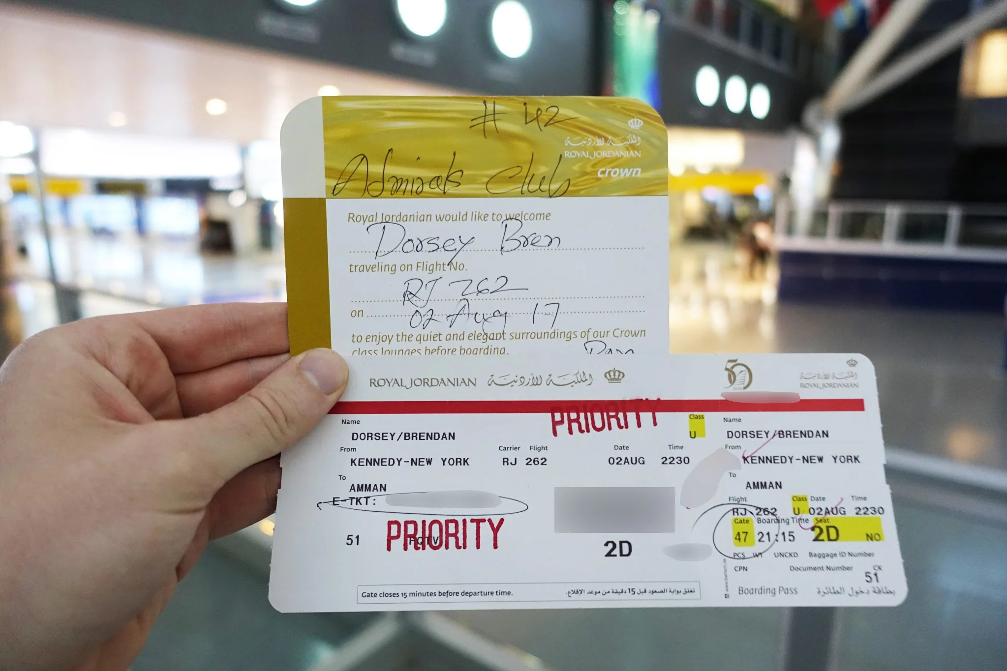 jordanian airlines booking