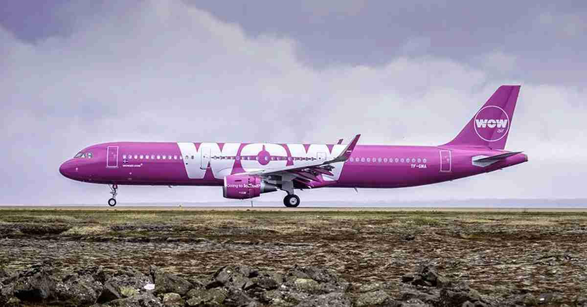 Photo by WOW Air.