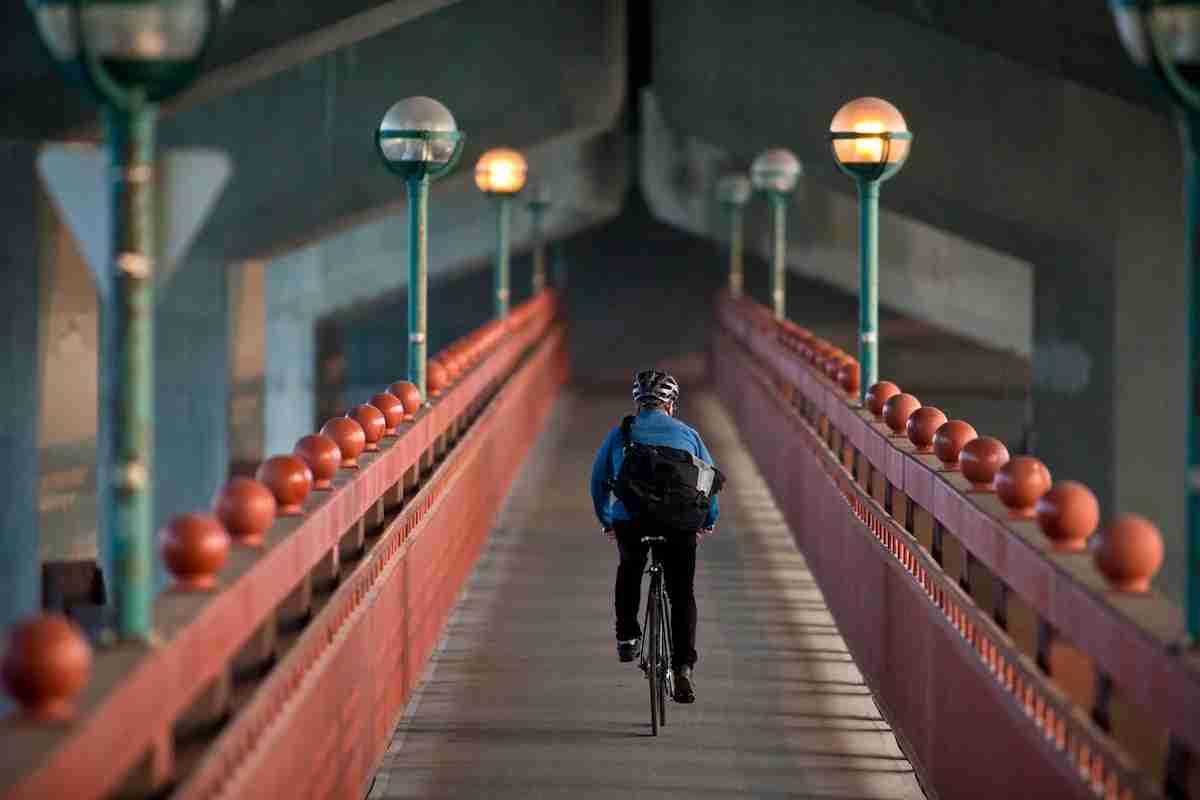 Calgary Bike Path