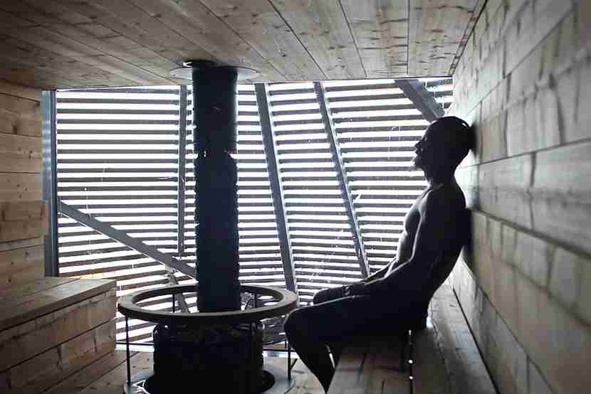Finland, sauna