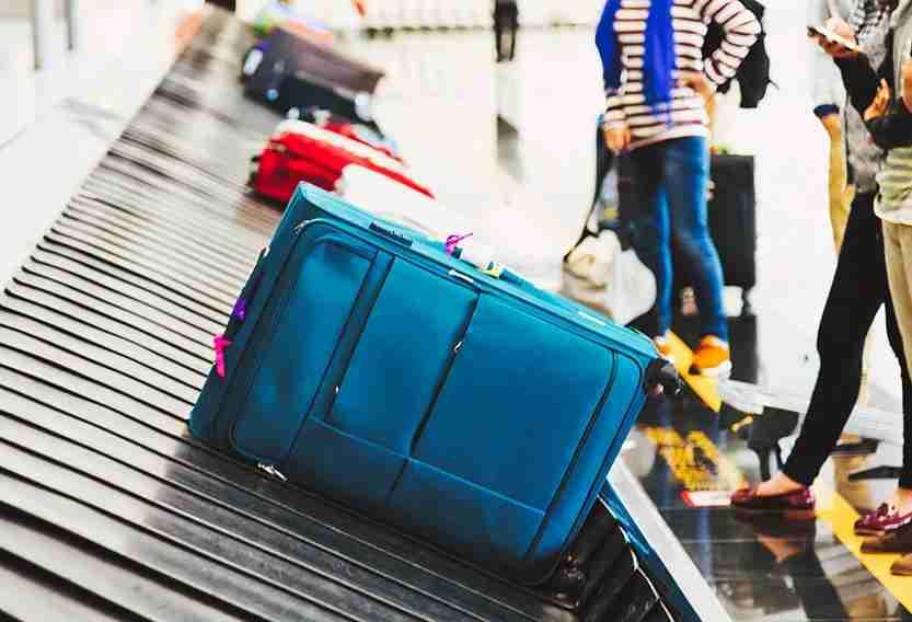 luggage, carousel