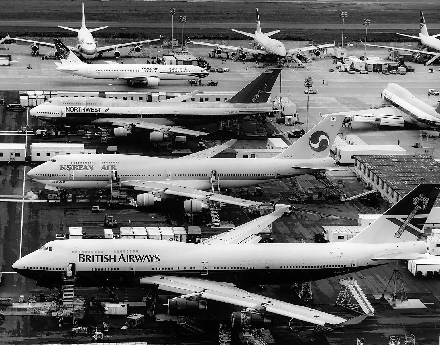 The Amazing Story of the Boeing 747 in 12 Photos