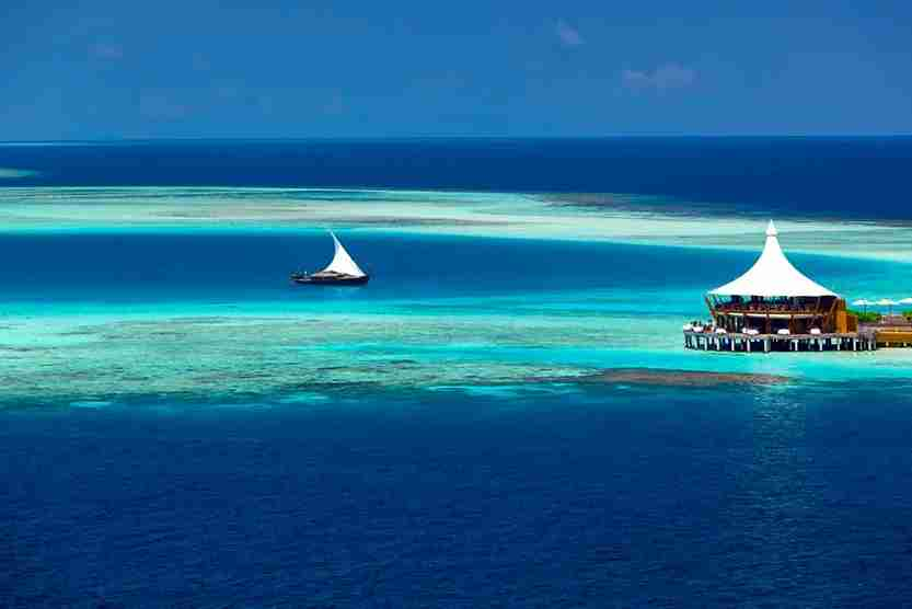 Photo courtesy Baros Island