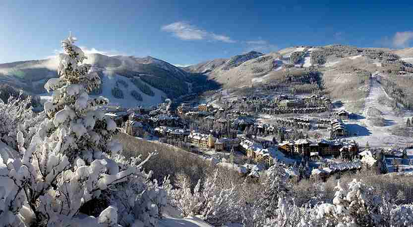 Beaver Creek Village. Photo by Jack Affleck