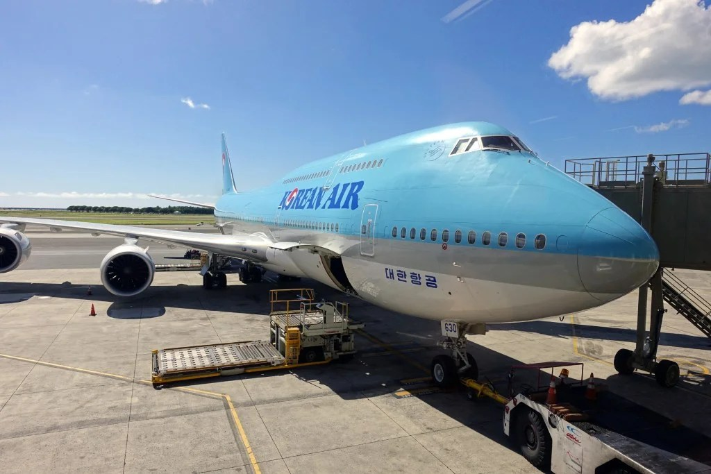 Korean Air Implements Steep Penalty Fees for Cancellations and No-Shows