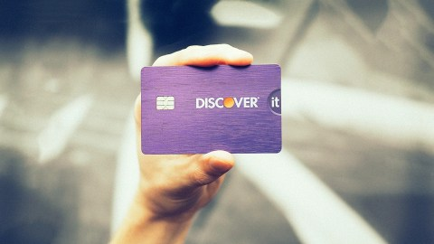 how to get a discover card