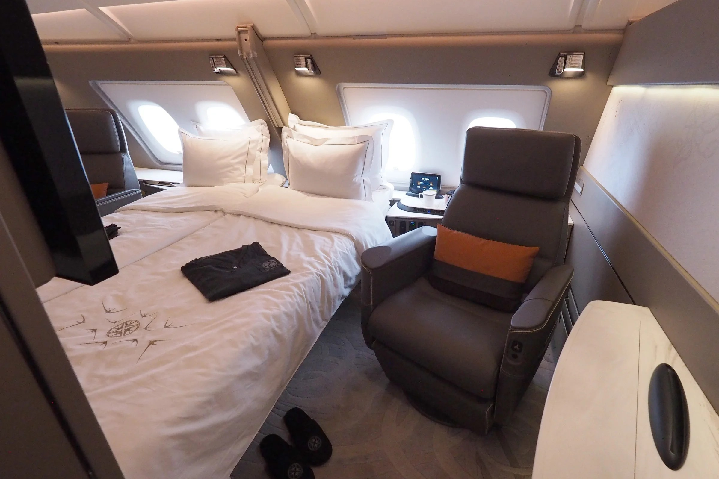 5 Things You\'ll Love About Singapore\'s New First-Class Suite