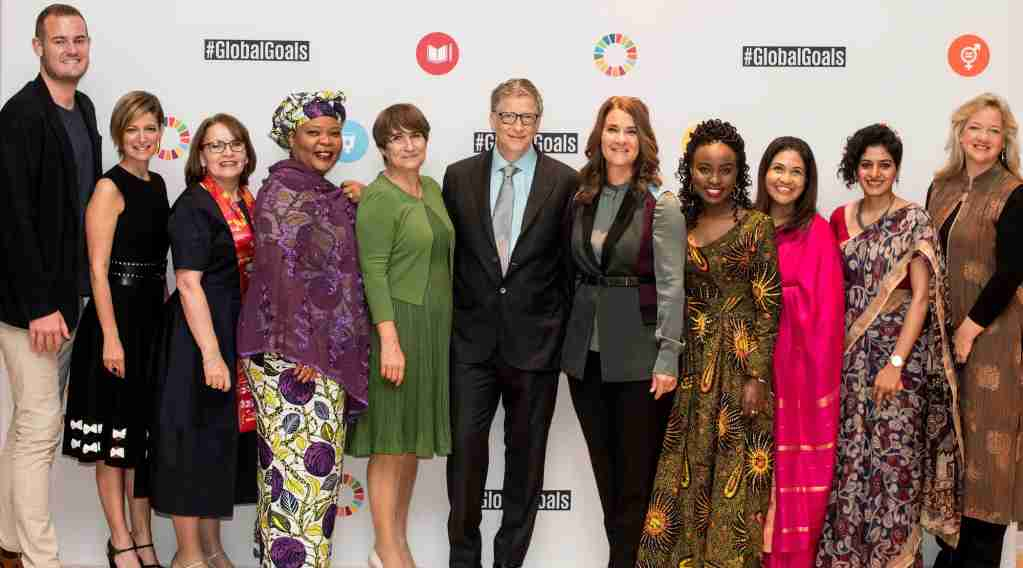On September 20th 2017 the Bill & Melinda Gates Foundation hosted Goalkeepers, an event in New York City filled with inspiring stories filled with data, dedicated to accelerating progress.