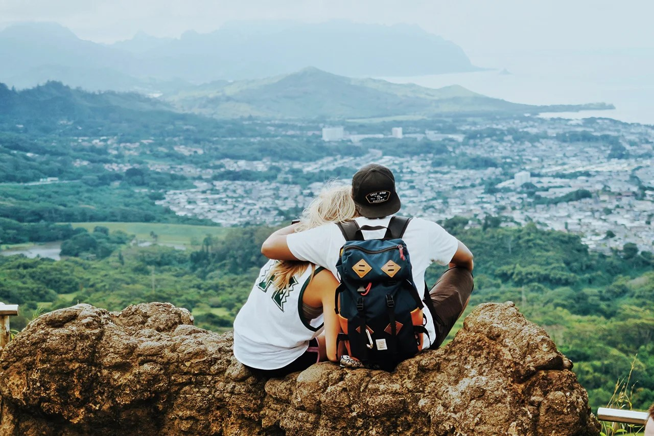 Traveling for business? Why not take your partner or friend along with you? (Photo by @Leomacphoto via Twenty20)