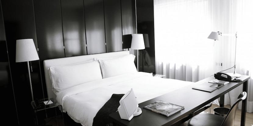 The 101 Hotel is full of sleek design touches. Photo courtesy of Starwood.