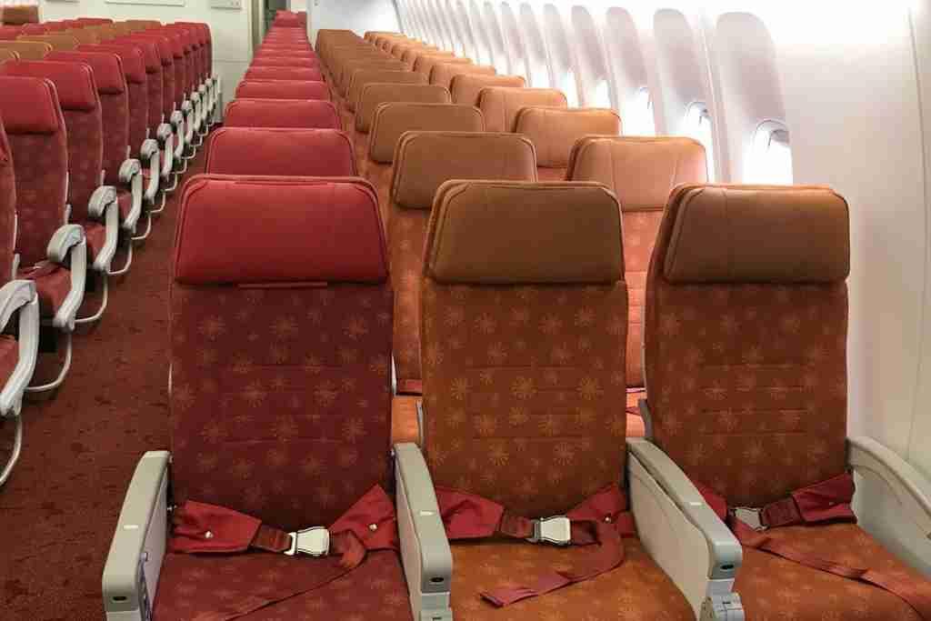 Photo courtesy of Air India.
