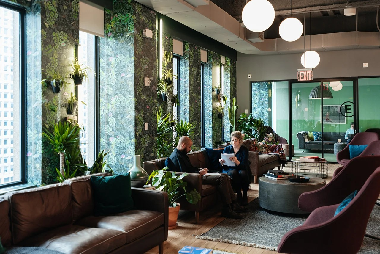 5 of Our Favorite Co-Working Spaces in New York City